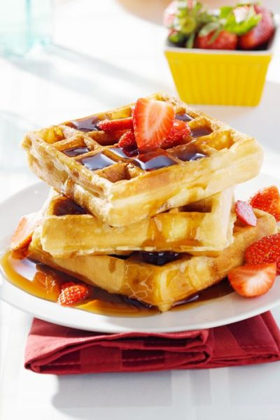 Waffle recipe – the best waffles you'll ever eat