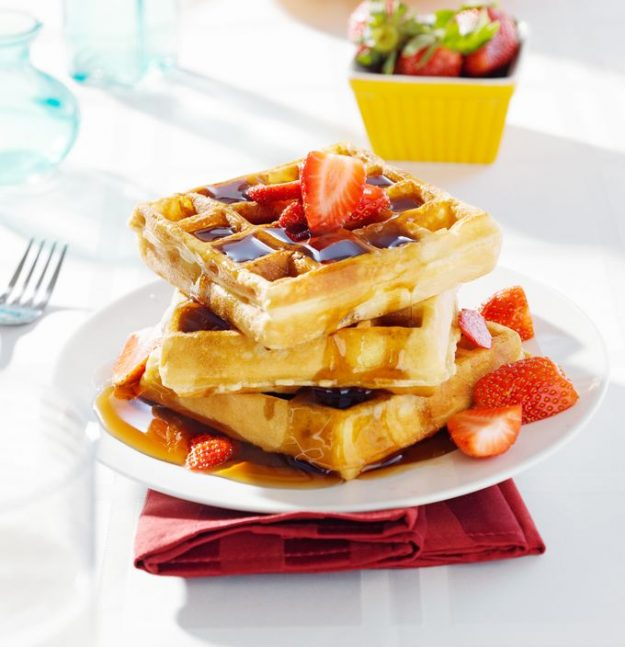 Waffle Recipe {aka the best waffles you'll ever eat}