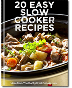 free slow cooker recipes ebook