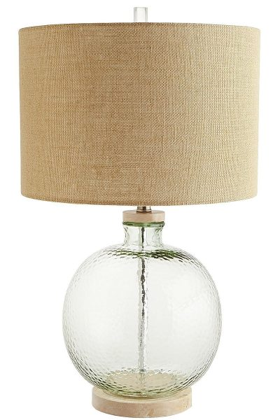 Farmhouse style lamps under $50