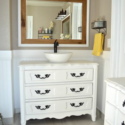 Dresser repurpose ideas