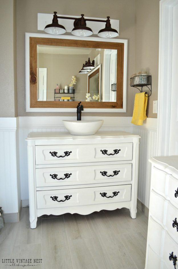 Dresser Repurpose Ideas Into Something New