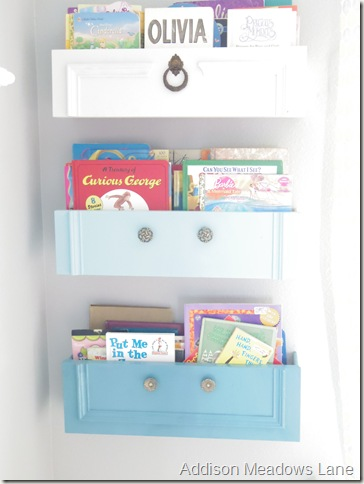 Love this dresser repurpose ideas - I would have never thought to do that!