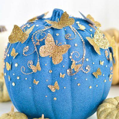Disney inspired pumpkins