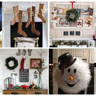 200+ Christmas Decorating Ideas