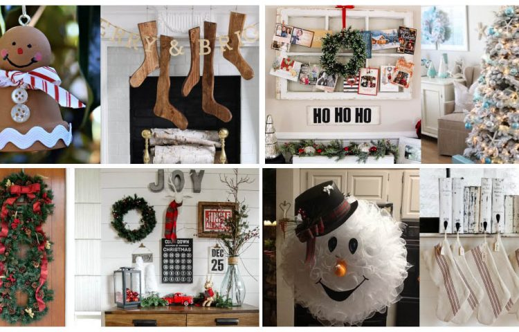 200+ Christmas Decorating Ideas