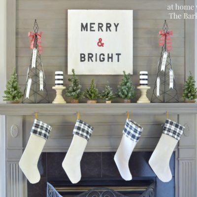 Christmas Mantles You'll Love