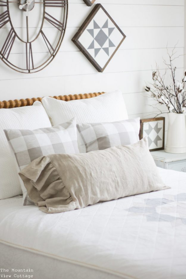 Wonderful white rooms: Swiss Coffee by Behr - there's so many great white rooms with all of the paint colors listed!