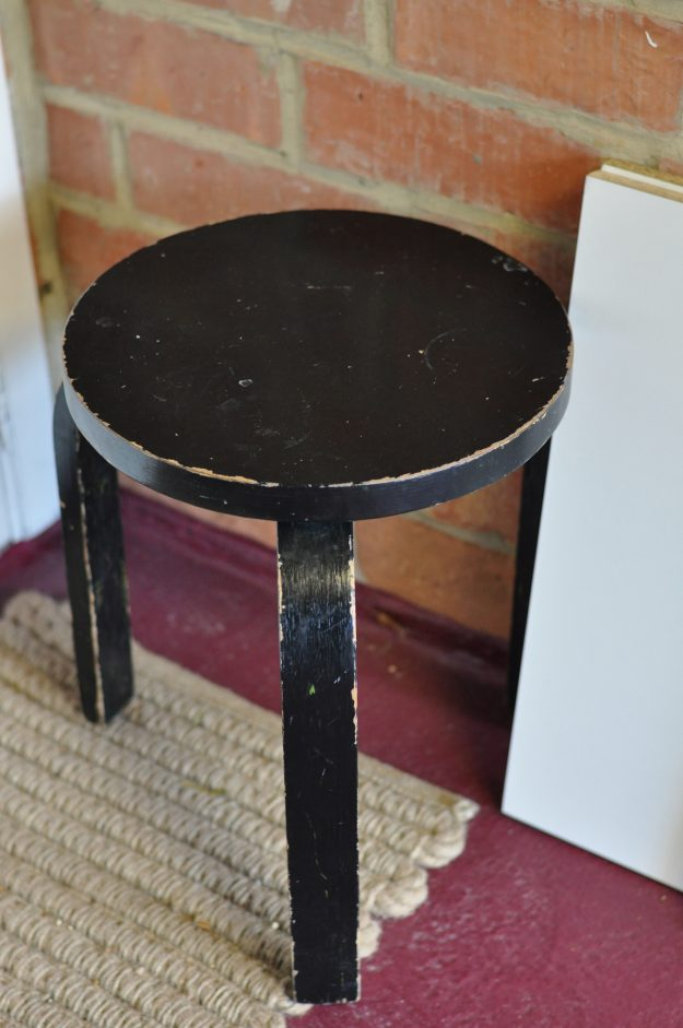 great barstool makeover