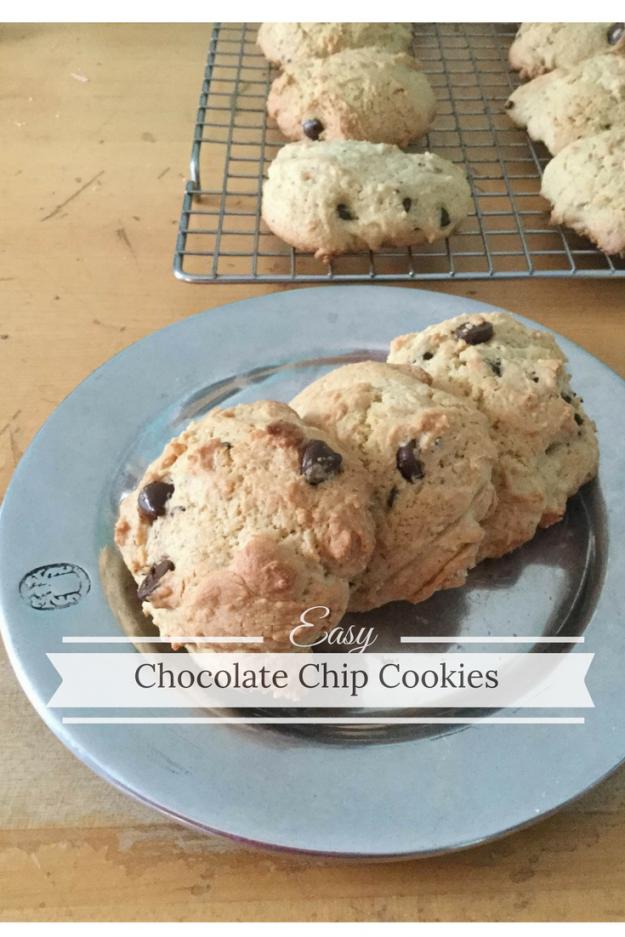 Chocolate Chip Cookies|Designers Sweet Spot|www.designerssweetspot.com