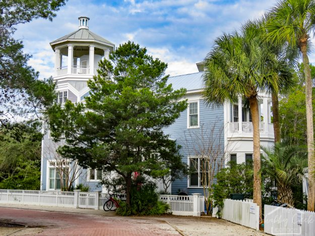 Beautiful Beach Towns of the Emerald Coast: Seaside, Florida