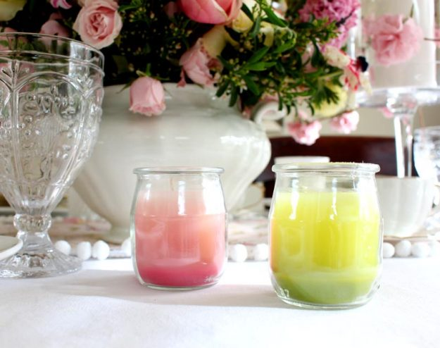 crayon candles making diy
