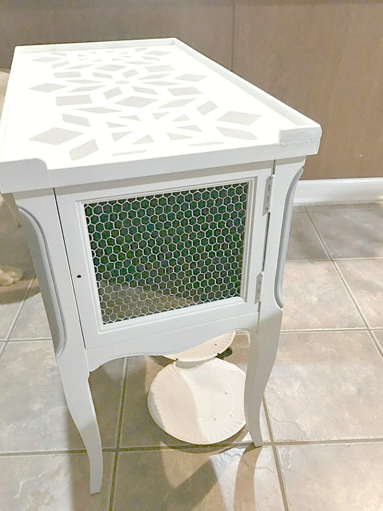 Amazing Furniture make over!- with step by step instructions