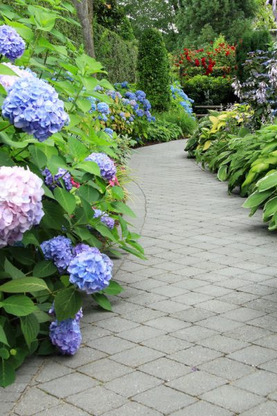 Tips for building a beautiful garden path.