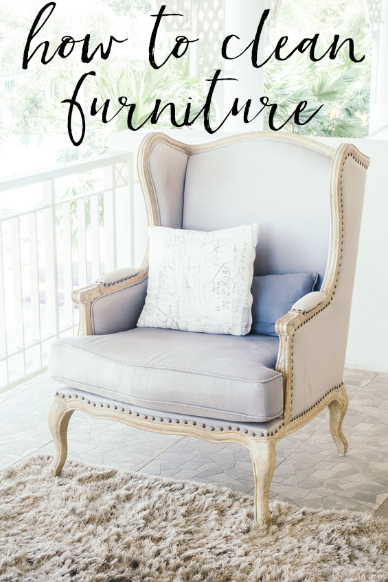 Help Furniture Last Longer By Learning How To Clean Upholstery. I Had No  Idea What