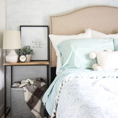 Dreamy Upholstered Headboards on a Budget