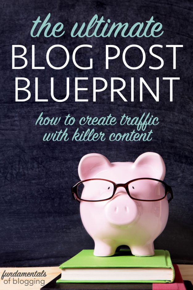 Step by step on how to write a blog post that drives traffic.