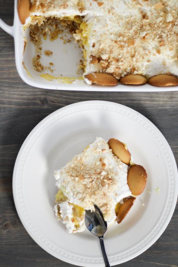 No-Bake Banana Pudding Cheesecake