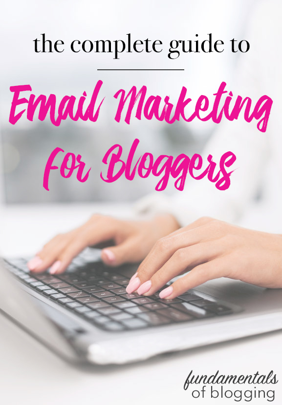 rooz Email Marketing For Bloggers: How to Grow and Utilize Your List image