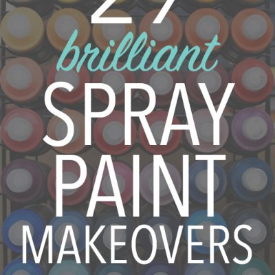 29 Genius Ways to Update Anything With Spray Paint