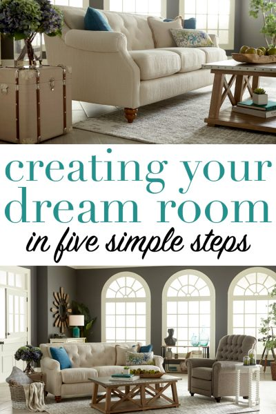 How to Bring Your Dream Room to Life