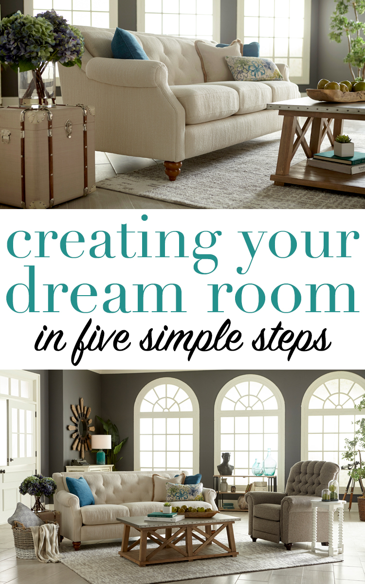 How to bring your dream room to life in 5 simple steps for Dream room creator