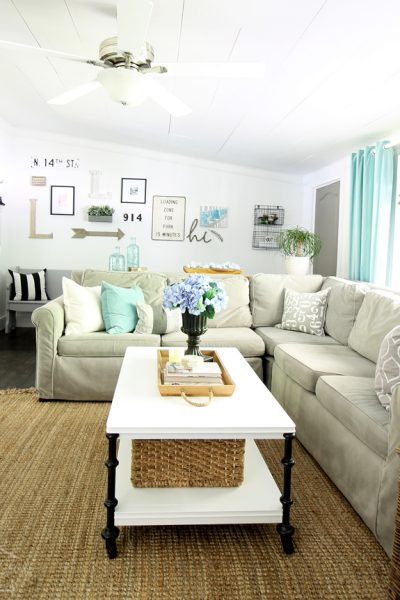 Farmhouse Style Summer Tour of Homes