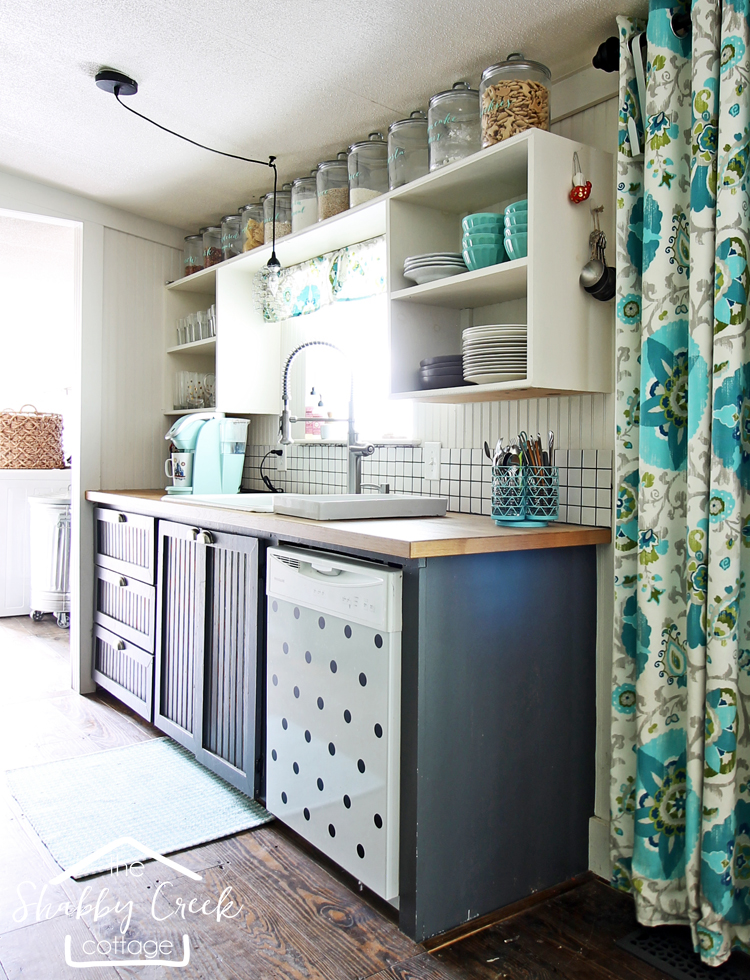 Summer Tour Of Homes Kitchen Decorating Ideas The Shabby Creek Cottage
