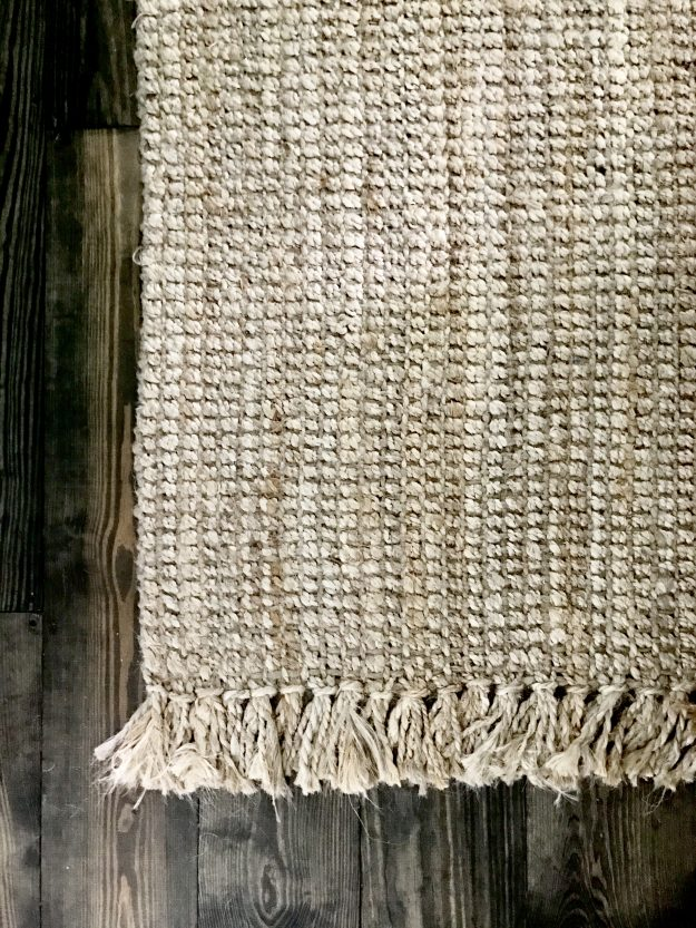 All of these farmhouse rugs came from Amazon for under $200 - so many beautiful choices!