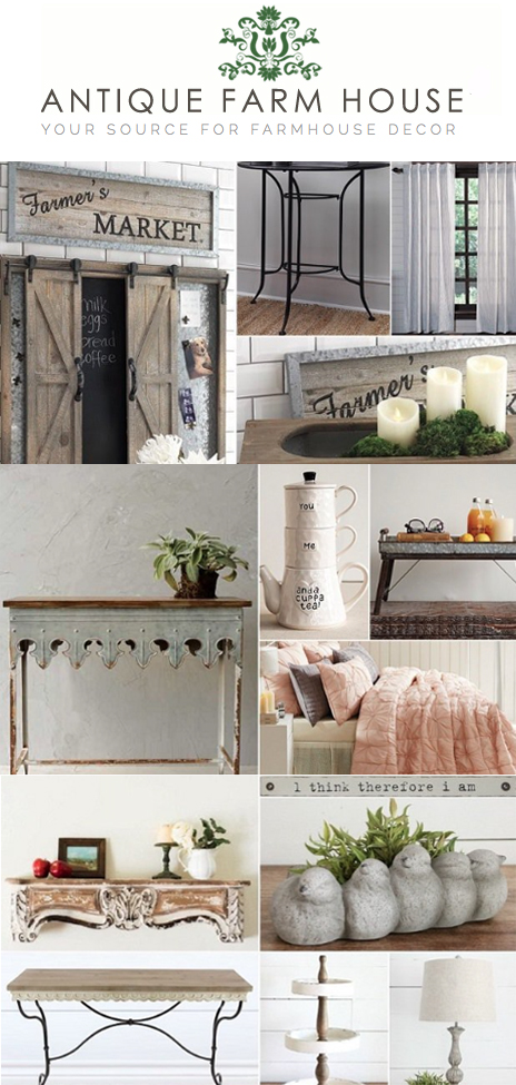 The Six Best FARMHOUSE DECOR Daily Deal Sites