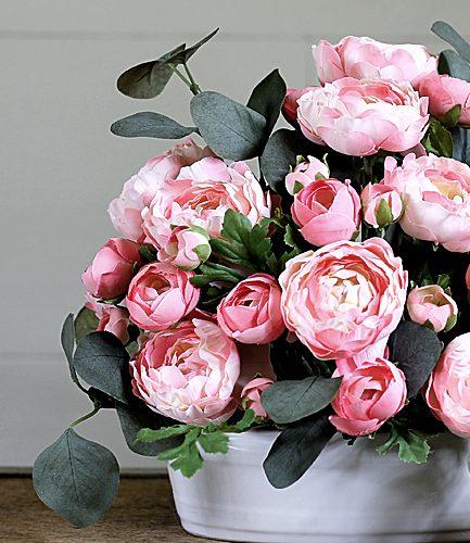 How to Make Artificial Flower Arrangements