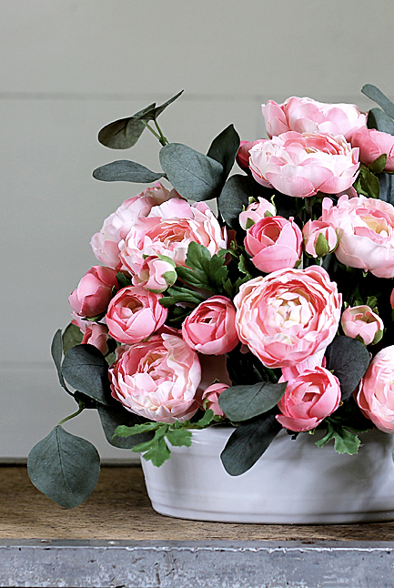 tips for creating beautiful artificial flower arrangements