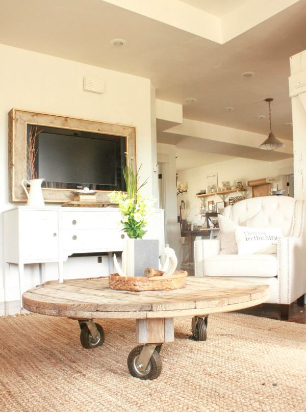 Easy U0026 Beautiful Ideas To Build A Rustic Coffee Table
