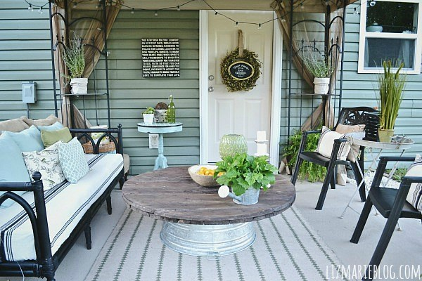 beautiful ideas to build a rustic coffee table