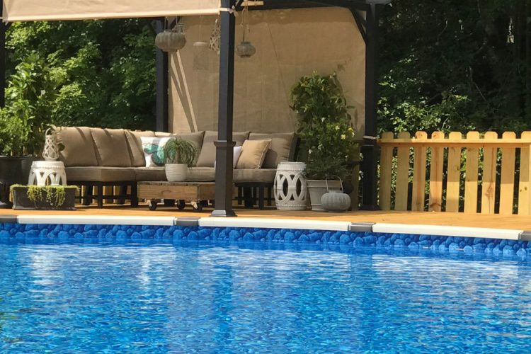 Blog the shabby creek cottage for Above ground pool buying guide
