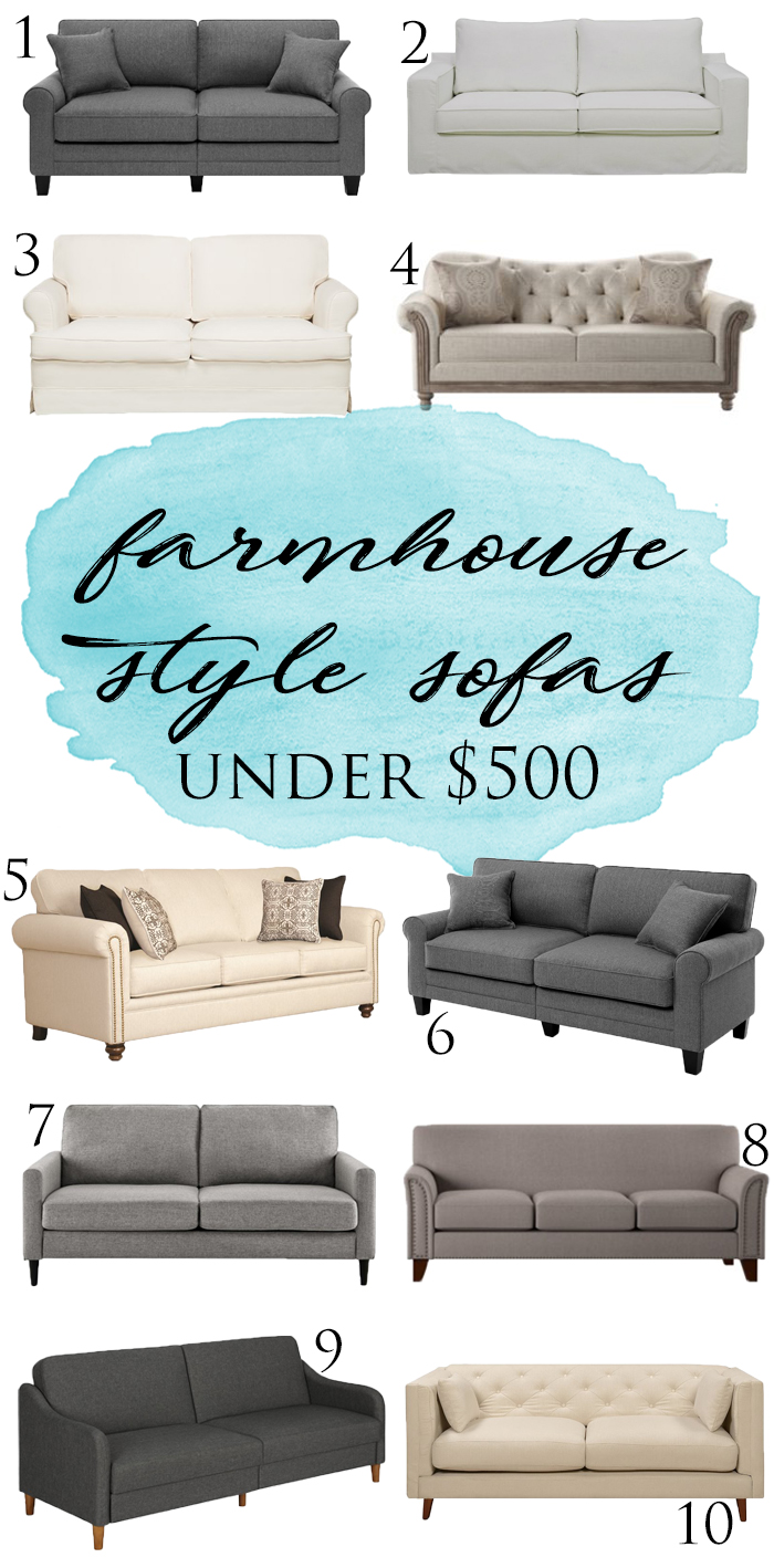 FARMHOUSE SOFA