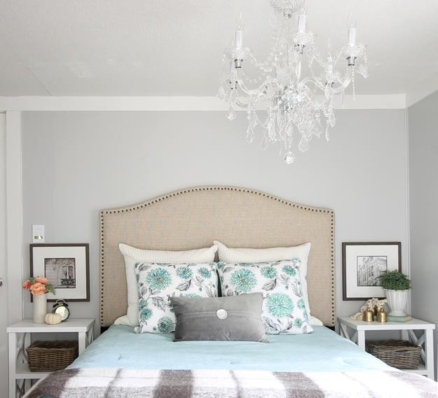 Modern Farmhouse Bedroom: Modern Farmhouse Bedroom Makeover