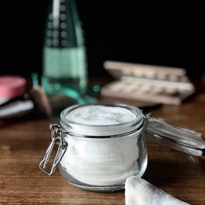 Make Your Own Eye Makeup Remover (for pennies a bottle!)