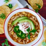 Instant Pot White Chicken Chili Recipe