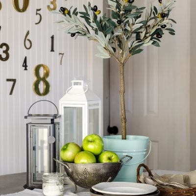 My Favorite Sources for Farmhouse Style Artificial Plants