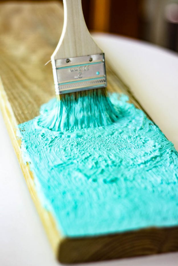 Salt Paint Recipe How To Make Your Own Sea Amp Sun Washed