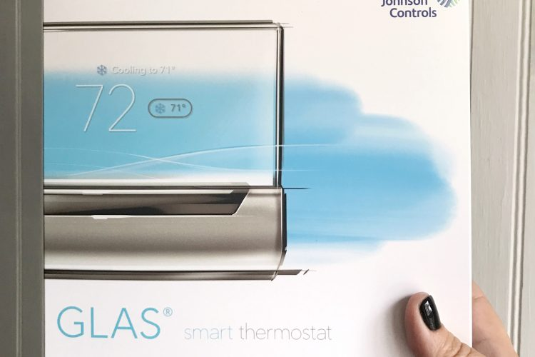 GLAS Smart Thermostat – a quick upgrade that can save you hundreds