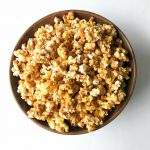 How to Make the Most Irresistible Salted Caramel Corn