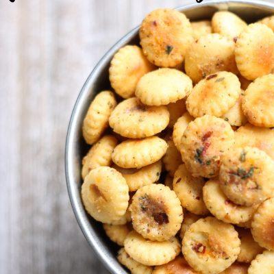 Fire Crackers Recipe (a spicy saltine snack)