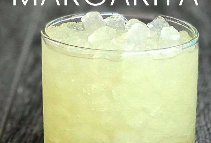 The Best Italian Margarita You've Ever Tasted