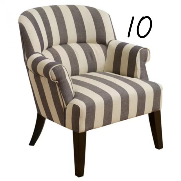 The 12 Best Farmhouse Style Armchairs for Under 0